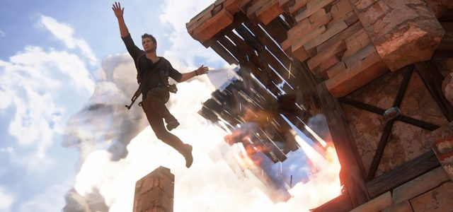 Uncharted 4: A Thief's End looks just as amazing as we all thought it would