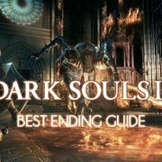 Dark Souls 3 Best Ending Guide: How To Get The Lord of Hollows/Usurpation of Fire Ending