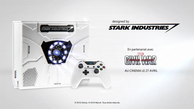 iron man xbox one