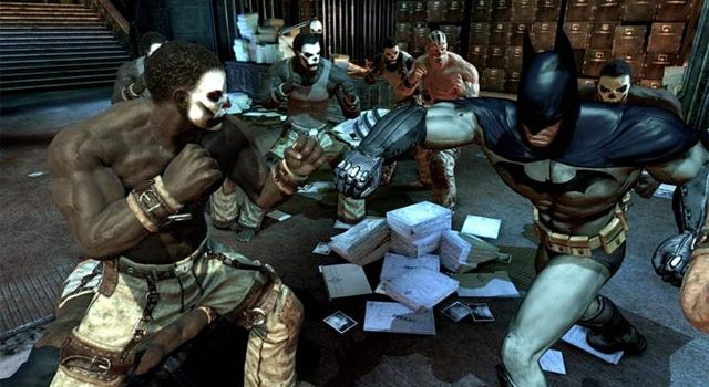 A different studio may be looking after the reported Batman Arkham HD Collection