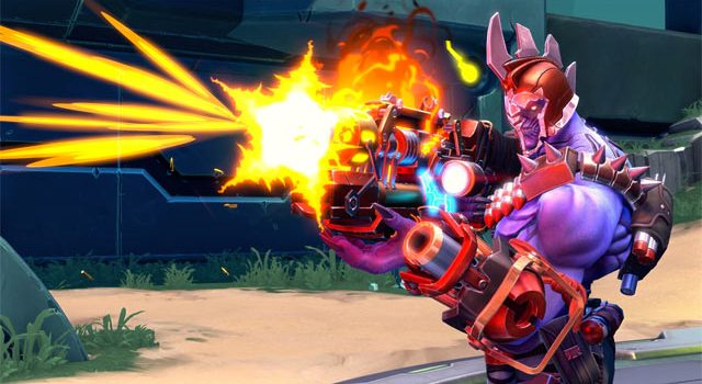 Battleborn beta: More than two million gamers participated, and other stats