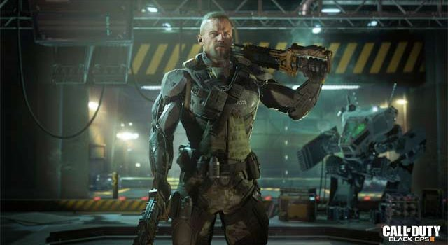 Black Ops 3 on Mac could be close (in case you were wondering)
