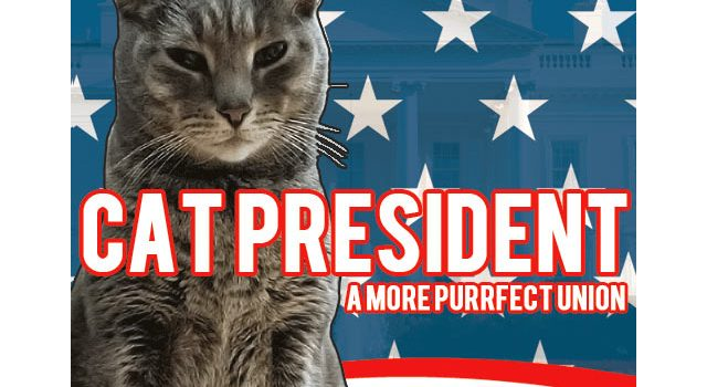 The game we've all been waiting for: Cat President
