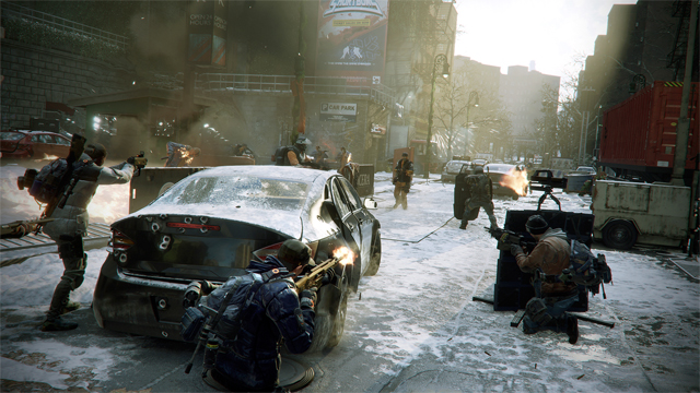 the division falcon lost incursion walkthrough