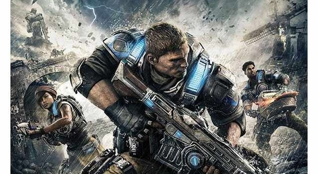 Gears Of War 4 launches this October
