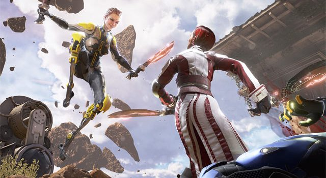 Sign up for the Lawbreakers alpha