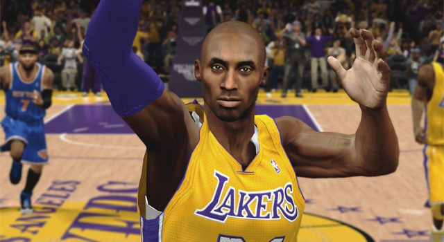 Kobe Bryant's Career In Video Games