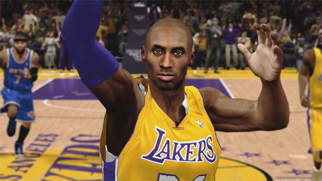 Kobe Bryant's Career In Video Games