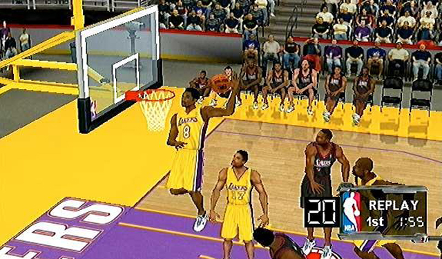 kobe bryant nba courtside 2