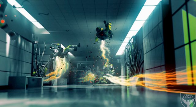 Quantum Break takes on a tough balancing act that's ahead of its time