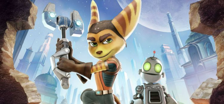 The Ratchet and Clank movie isn't doing so well