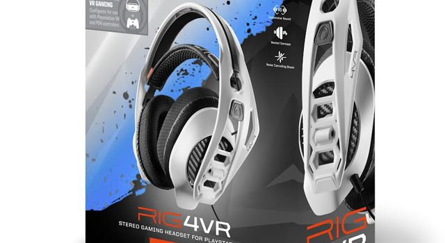PlayStation VR headset revealed by Plantronics: The Rig 4VR