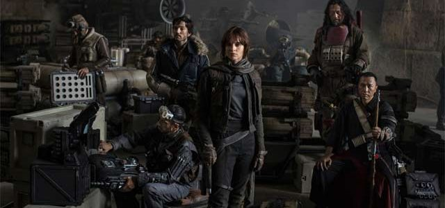 Rogue One: A Story Wars Story trailer flies in