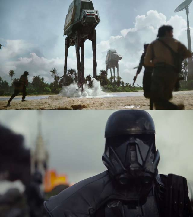 Rogue One trailer analysis