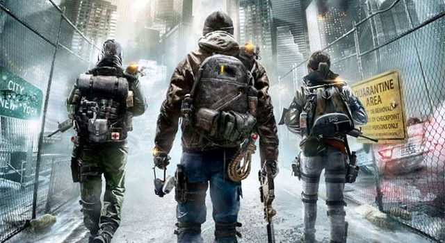 The Division now runs in Native 4K on Xbox One X