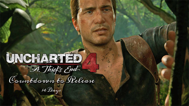 13 Days Until Uncharted 4 – The Making Of Uncharted 4