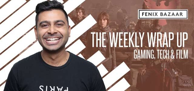 The Weekly Wrap Up #1