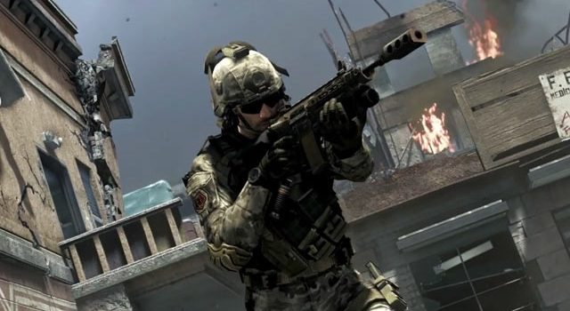 Infinity Ward channels Call Of Duty 4 in latest trailer