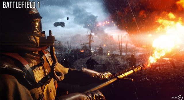 Battlefield 1 revealed: WWI shooter set to reinvigorate franchise
