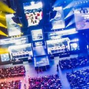 eSports stars experience same physical strains as professional athletes