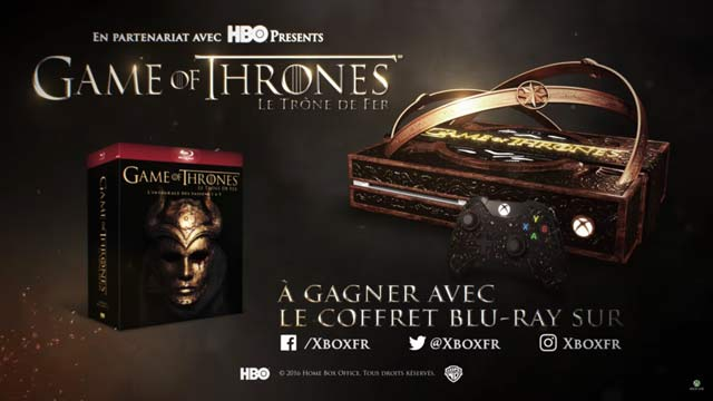 game of thrones xbox one console