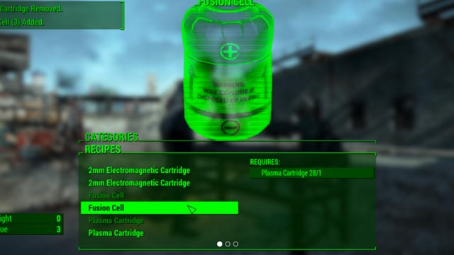 Fallout  Mod Ammo Crafting Xbox One