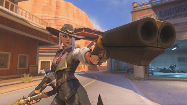 overwatch ashe ultimate voice line