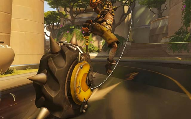junkrat ultimate quote