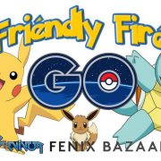 Friendly Fire Go 125: The Pokémon Show