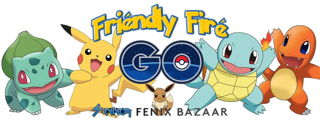 Friendly Fire Go 125: The Pokémon Show
