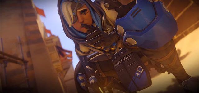 Overwatch's new character, Ana, adds some much-needed Health