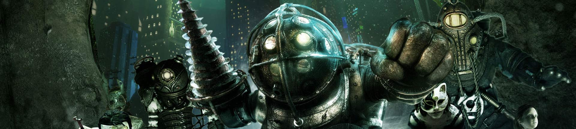 BioShock: The Collection – The best BioShock moments