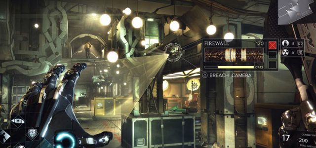 Deus Ex Mankind Divided dev on VR support: 'You can't slap a AAA game on VR and call it a day'