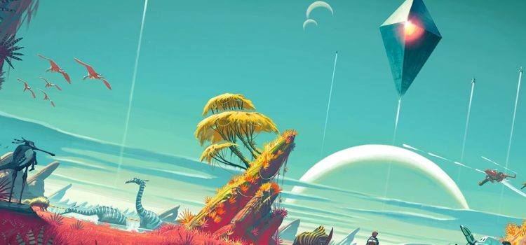 No Man's Sky hype propels it to No.1 on Steam charts