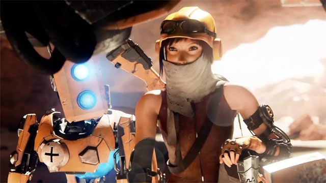 Xbox exclusive ReCore is eight hours long … or maybe more … the dev can't be sure