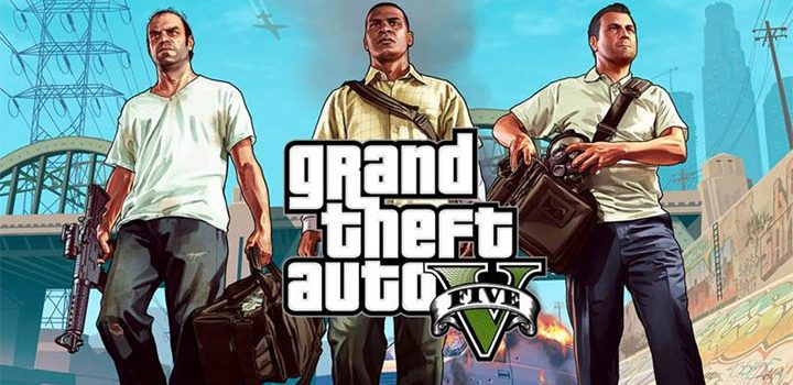 GTA V is still No.1 in the UK, 151 weeks after launch