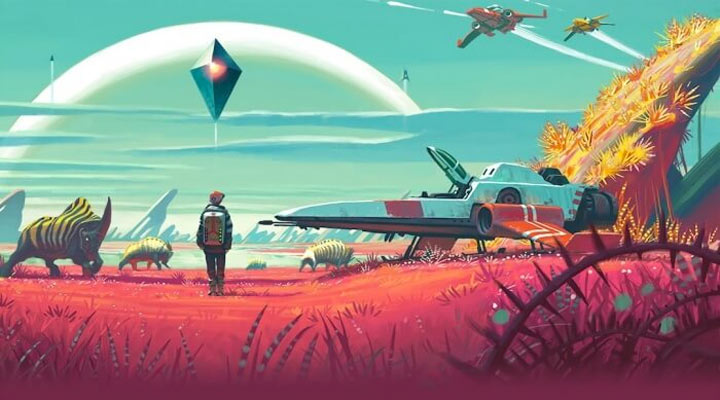 No Man's Sky guide: How to add inventory slots and upgrade your exosuit