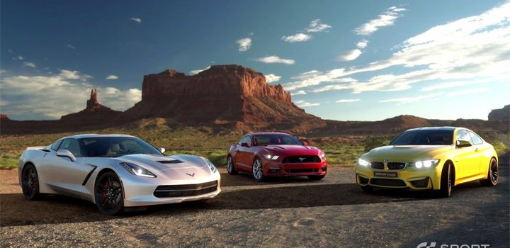 Unsurprisingly, Gran Turismo Sport has been delayed into 2017