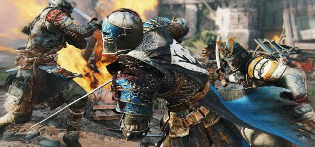For Honor preview: Hands-on with Ubisoft Montreal's historical slash-'em-up