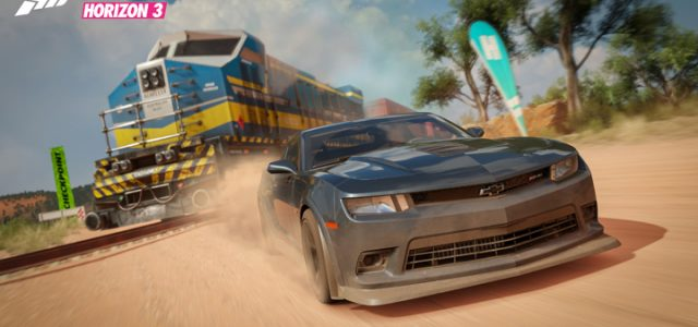 Forza Horizon 3 just got a huge Windows 10 update