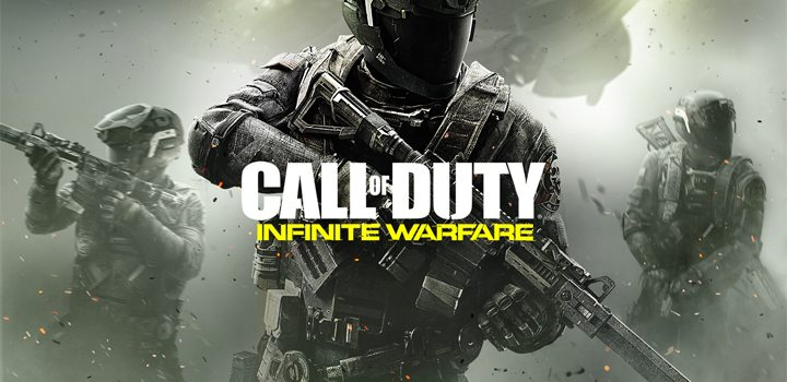 Call Of Duty: Infinite Warfare is apparently set in the Modern Warfare universe