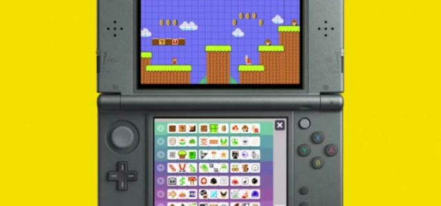 Super Mario Maker set for Nintendo 3DS release, won't have online play