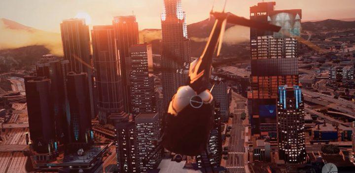 GTA 5 Redux – You've never seen Los Santos look so good