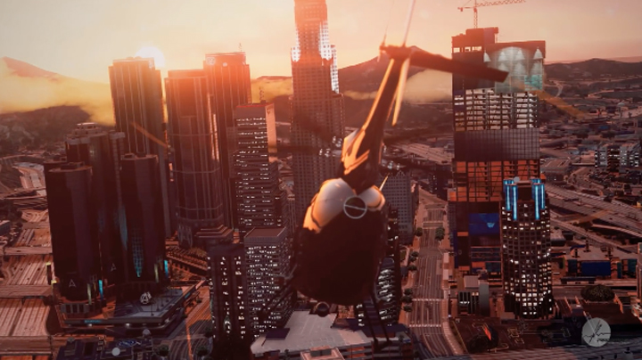 GTA 5 Redux – You've never seen Los Santos look so good