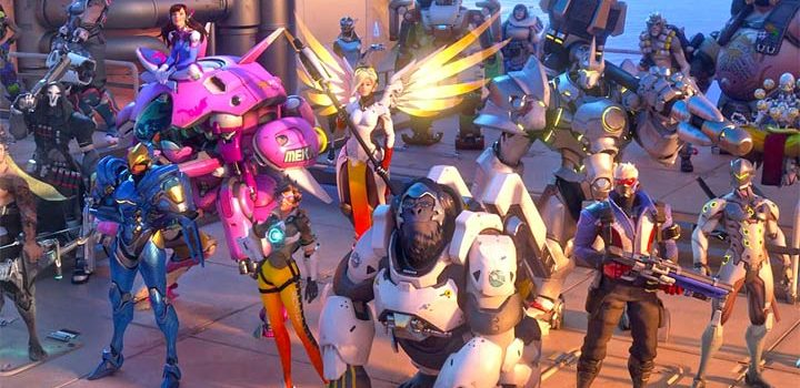 Year In Review: Your favourite Overwatch characters, from least to most popular