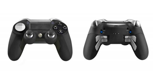 PS4 Elite Controller spotted online