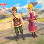 The Legend of Zelda: Skyward Sword now available on Wii U