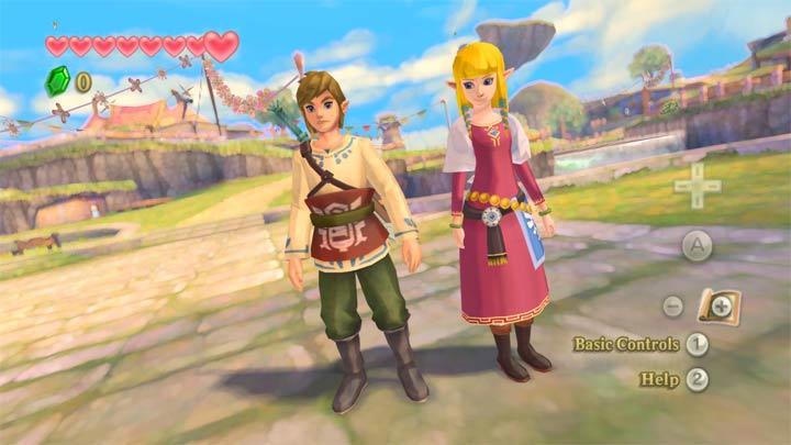 The Legend of Zelda: Skyward Sword now available on Wii U