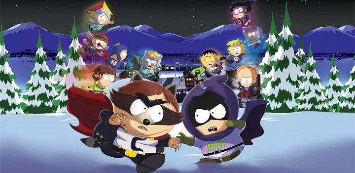 Remove South Park: The Fractured But Whole from your Christmas wishlist – It's been delayed