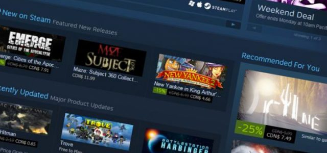 Valve makes major change to Steam reviews, blames 'false reviews' and developers